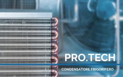 Che cosa è un condensatore frigorifero?