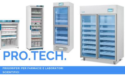 Frigoriferi per farmacie e laboratori scientifici